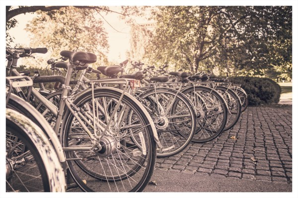 dviraciai su remeliu